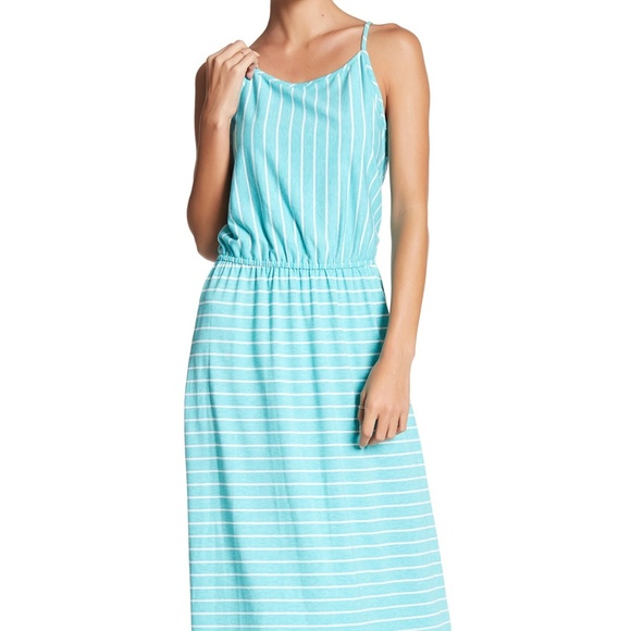 Fourteenth Place Dresses & Skirts - Fourteenth Place Strappy Maxi Dress